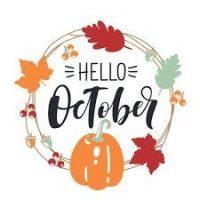 October header 2